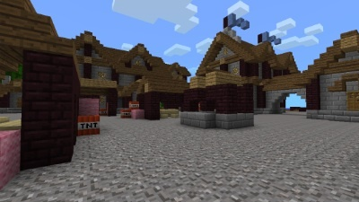 Карта World Of ViceCraft для MCPE 0.8.1