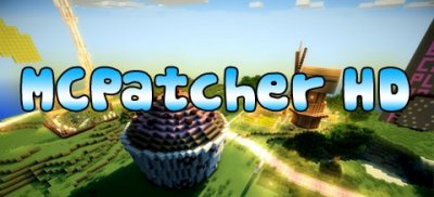 MCPatcher HD 1.8.2