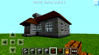 1880:Moscow house by ZmeY2100[MCPE][0.9.0]