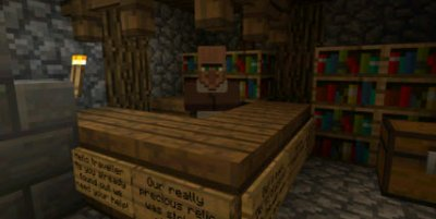 Карта The Relic of Riverwood для Minecraft Pocket Edition