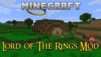 Мод Lord Of The Rings [0.12.2]