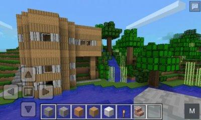 Песочница с красивыми домами 0.8.1