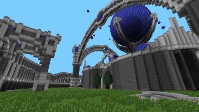Спавн для сервера Minecraft PE