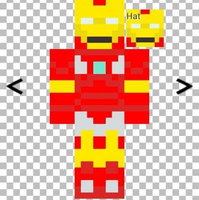 Скины Мстителей для Minecraft PE