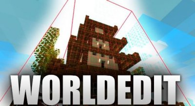 Скрипт WorldEdit для MCPE 0.8.1