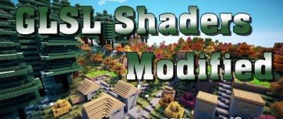 GLSL Shaders [1.8.2]