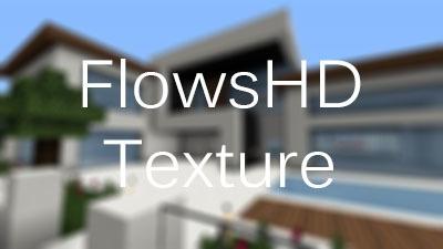 FLOWSHD для MCPE 0.8.1