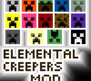 More Creepers для MCPE 0.8.1