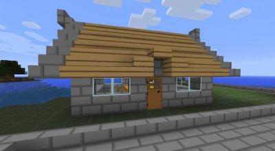 Текстурпак SimpleCraft для Minecraft PE 0.7.6