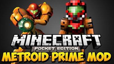Мод «Metroid Prime» — броня и лазеры