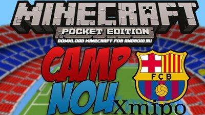 Стадион «Камп Ноу» ФК Барселона