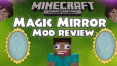 Мод «Magic mirror» — магическое зеркало