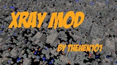 Мод Simple Xray на Minecraft 1.7.9