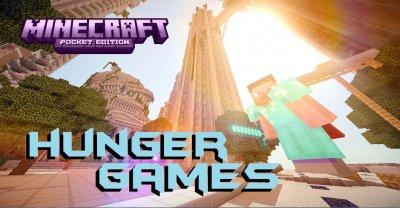 Мод HUNGER GAMES (голодные игры) для Minecraft [0.8.1]