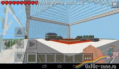 PvP Карта By Feexon [Minecraft pe 0.9.0]