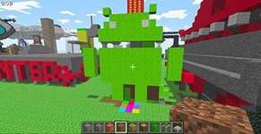 Ночной лабиринт для Minecraft Pocket Edition 0.9.1