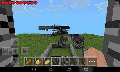 Lol_Parcur на Minecraft Pocket Edition 0.9.4