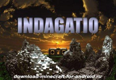 Карта «Indagatio» — необычные приключения