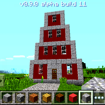 Cottage by ZmeY2100 [MCPE] [0.9.0]