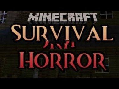 horror adventure для майнкрафт 0.9.0