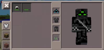 Текстуры Splinter Cell v0.1 для minecraft PE 0.9.5