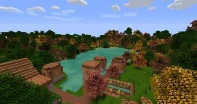 текстуры DANDELION для Minecraft PE 0.9.5
