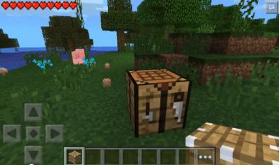Мод Block Crate для minecraft PE 0.9.5