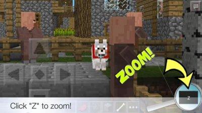 Мод Zoom 0.9.0