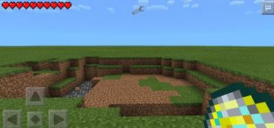 Мод Hammers для Minecraft PE 0.9.5
