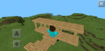 Мод Planes для Minecraft PE 0.9.5