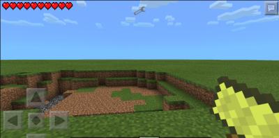 Мод на заборы для Minecraft PE 0.9.5