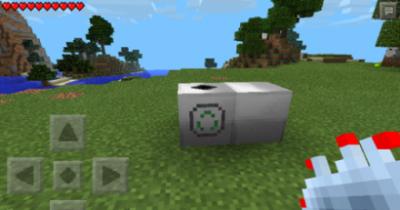 Мод TechnologyCraft для Minecraft PE 0.9.5