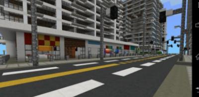 Карта Waterfront Condominiums для Minecraft Pocket Edition