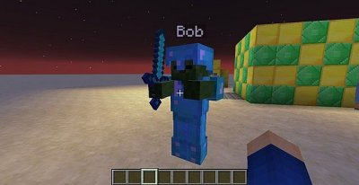 Карта LUCKY BLOCKS для Minecraft PE 0.9.5