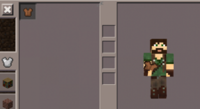 Мод Backpack Mod для Minecraft PE 0.9.5