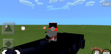 Мод GTA San Andreas v3.0 для Minecraft PE 0.10.0