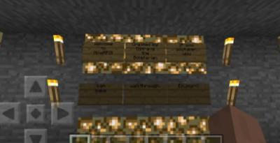 Карта для Minecraft PE 0.9.5 RPG