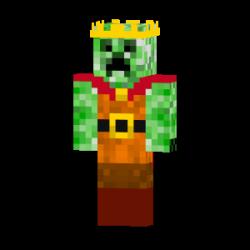 Королевские скины для Minecraft PE 0.10.4