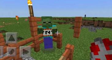 Мод MO INFECTED  для Minecraft PE 0.10.4