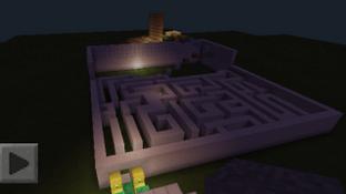 Карта на Minecraft PE - 5 ИСПЫТАНИЙ