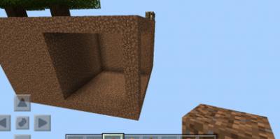 Карта Sky Block V.3 для 0.10.x MCPE