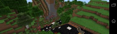Карта Atlantis для Minecraft PE 0.10.0