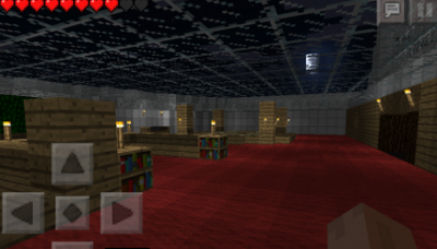 Карта GIANT CRUISE SHIP для Minecraft PE