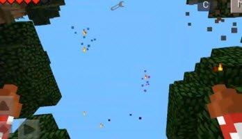 Мод Fireworks для Minecraft PE 0.10