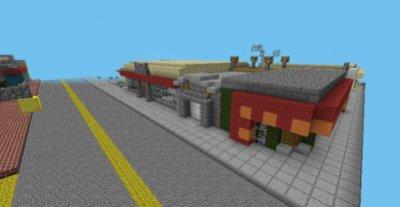 Карта GTA SA на MCPE 0.8.1