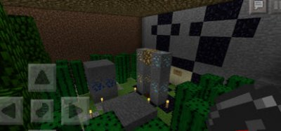 Карта PIRATES GROTTO для Minecraft PE 0.10.x