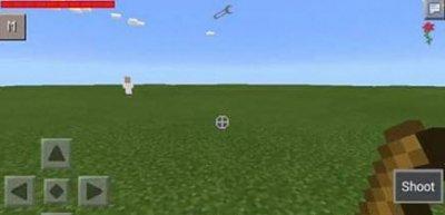 Мод GTA 5 для Minecraft PE 0.10.4