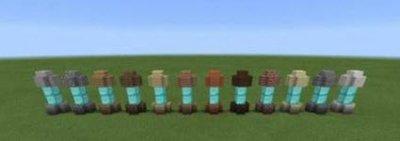 Мод Mini Blocks для Minecraft PE 0.10.x