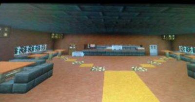 Карта Mini_City Beta для Minecraft Pocket Edition