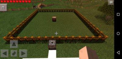 Мод Better Quarry для Minecraft PE 0.10.x